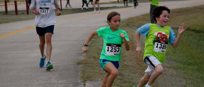 Alex's 5k kids race